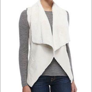 NWOT BlankNYC Cream Vest